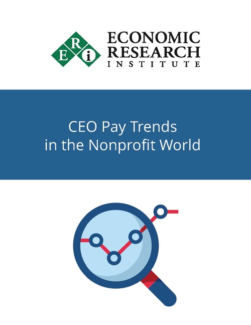 CEO Pay Trends in the Nonprofit World 2018