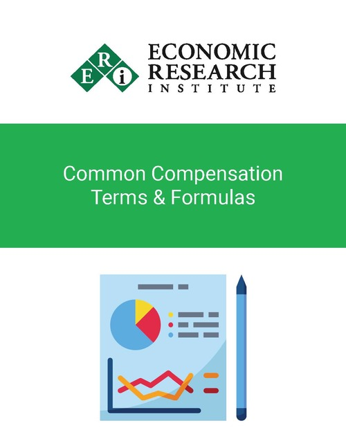 Common Compensation Terms and Formulas