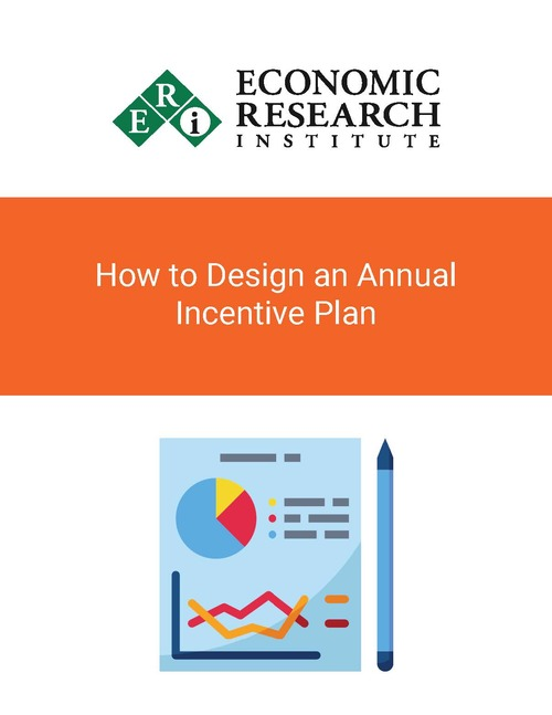 How to Design an Annual Incentive Plan